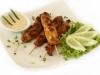 Curry Chicken Skewer