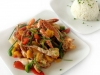 Fried Crab Sweet and Sour